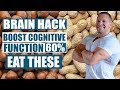 Eating THIS Food Can Increase Cognitive Function 60%!