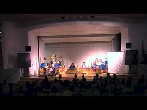 Gilak Walipraja - Gamelan Genta Kasturi 10th Anniversary Performance