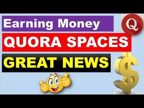 Earning Money from QUORA SPACES [Hindi/Urdu]