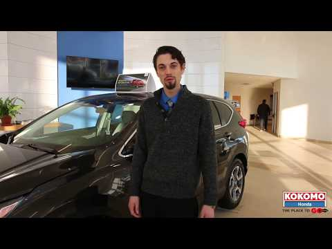 Kokomo Autoworld - Apple Car Play Demonstration with Honda CRV