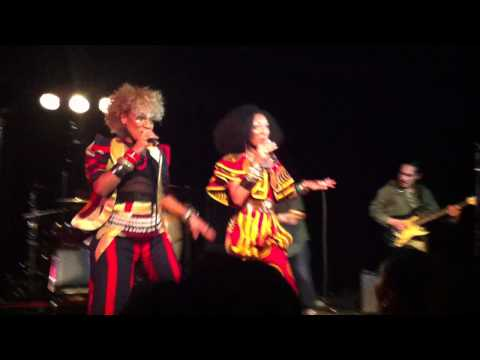 "Les Nubians Live at the Black Cat ""Makeda"""