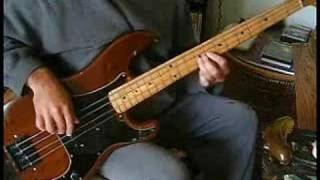 Bass Solo - Led Zeppelin - The Lemon Song - Part 1