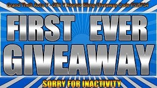 Grand Theft Auto V - GTA V Atomic Blimp Giveaway Code PS3