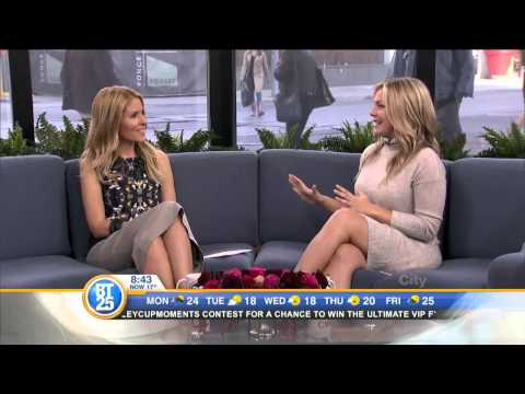 Eloise Mumford on her role in 'Fifty Shades of Grey'