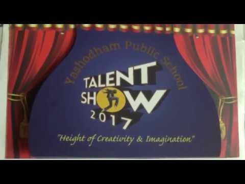 YPS talant 2017 A highlights