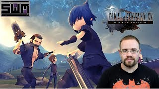 Final Fantasy XV Pocket Edition | New Cell Phone Adventure - Spawn Wave Plays!