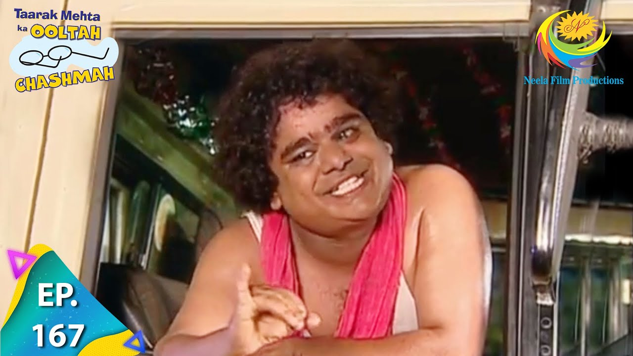 Download Taarak Mehta Ka Ooltah Chashmah - Episode 167 - Full Episode