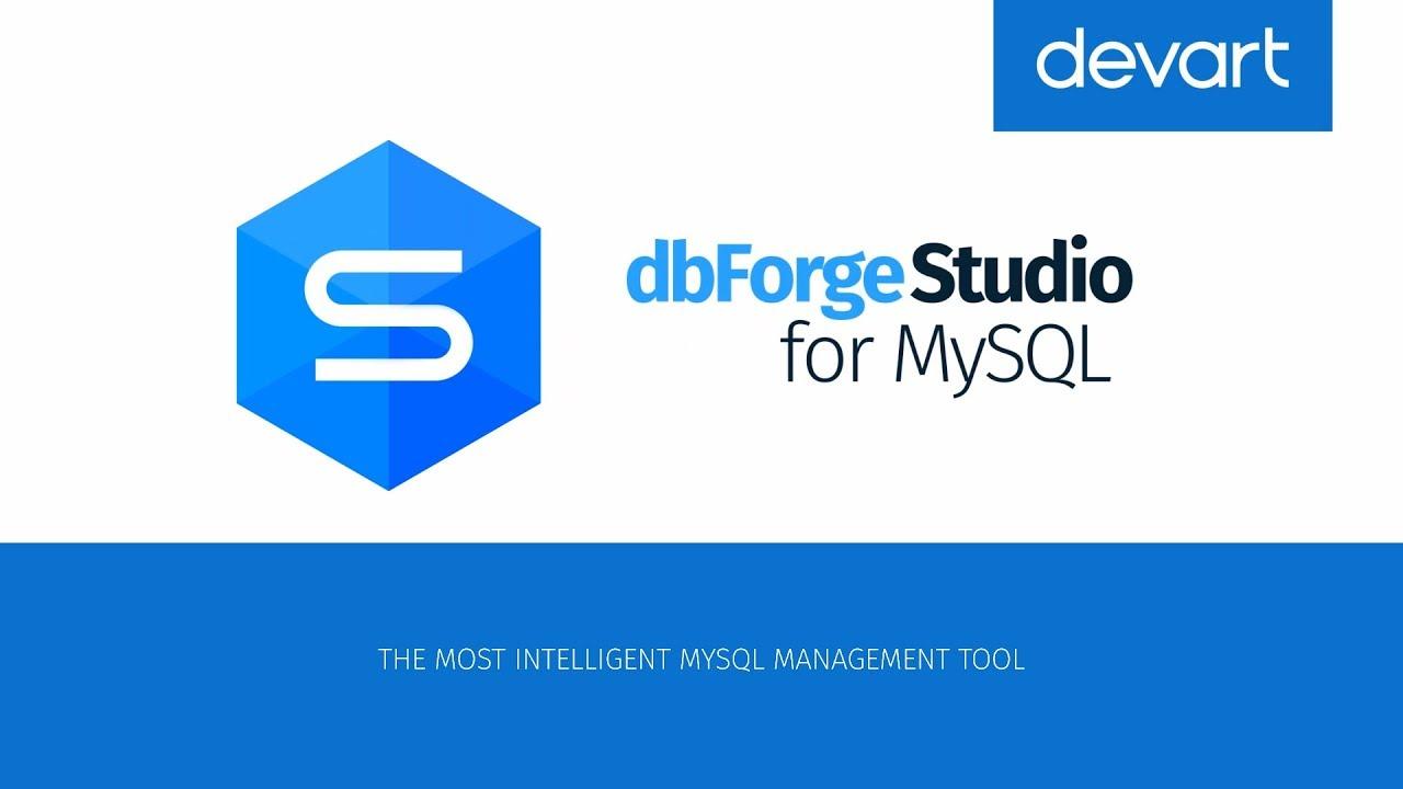 dbforge studio for sql server 5.5 crack