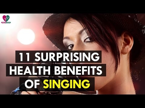 Martha Quinn - Wellness Shot: Singing With CoWorkers May Reduce Stress