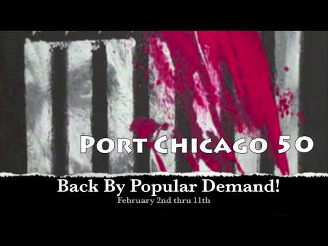 Port Chicago 50 - Back by popular demand Black History Month 2018 at the Black Rep in Berkeley!