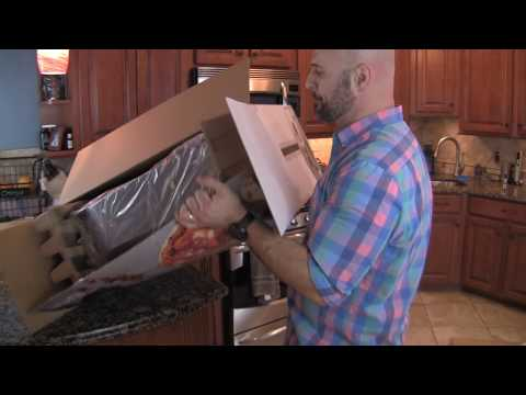 Unbox the New Uuni Pro Wood Fired Pizza Oven