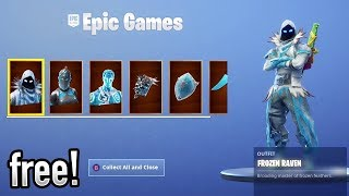 *WORKING* How To Get Frozen Legends Pack For FREE In Fortnite!