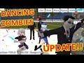[School Girls Simulator] ZOMBIE GANG + DANCING ZOMBIES & MORE !!! UPDATE 04.08.18