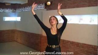 Georgian Dancing Acharuli