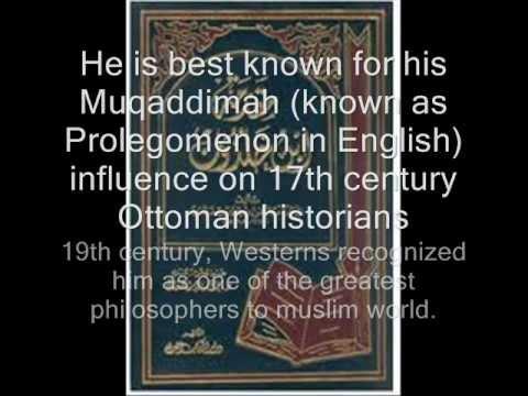 History of Ibnu Khaldun