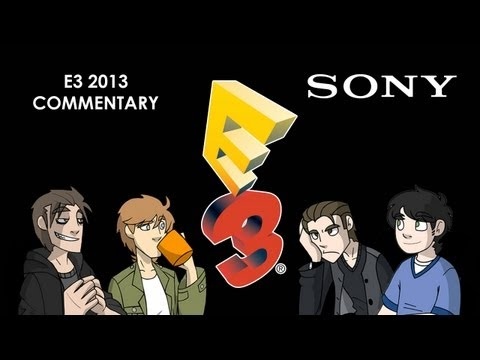 E3 2013 Sony Conference Commentary: Flawless Victory!
