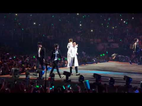 B.A.P - That's My Jam Music Bank In Chile 2018
