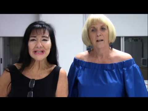 Testimonials about sing sisters ladies singing group