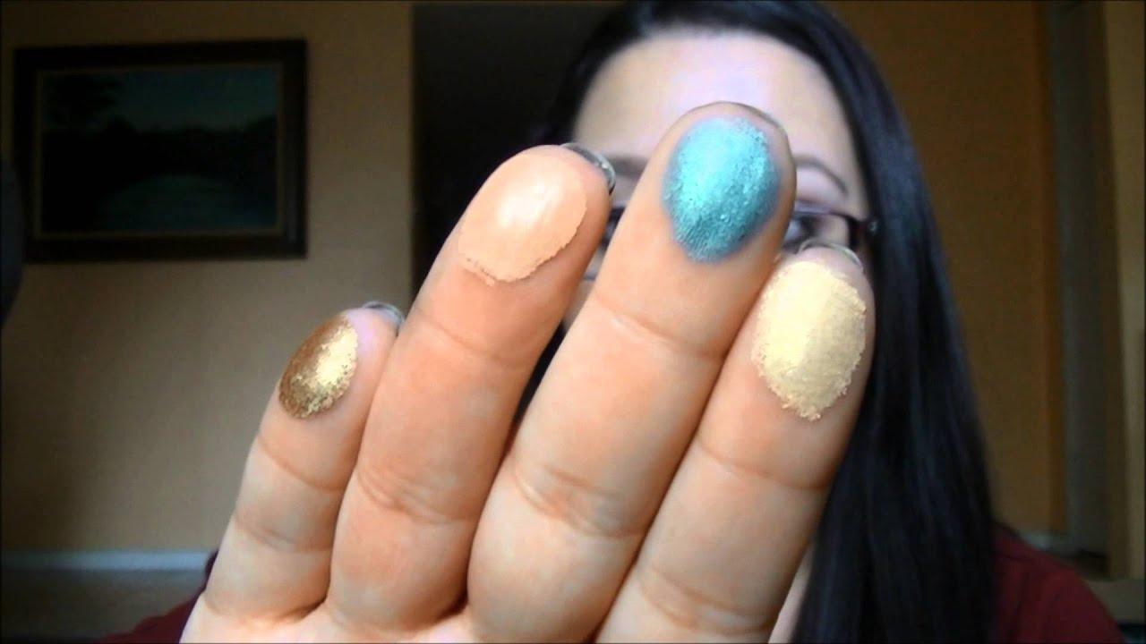 Kat Von D Spellbinding Eyeshadow Book: First Impressions & Swatches ...