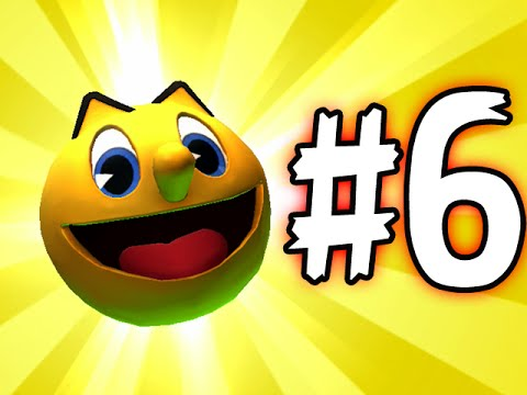 Pac-Man and The Ghostly Adventures - Part 6 - Rock and Rubber (Let's Play)