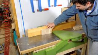 Is Wood Glue Safe On The Jointer?