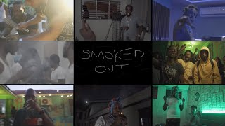 Popcaan - Smoked Out Freestyle (feat. Bakersteez) [Official Video]
