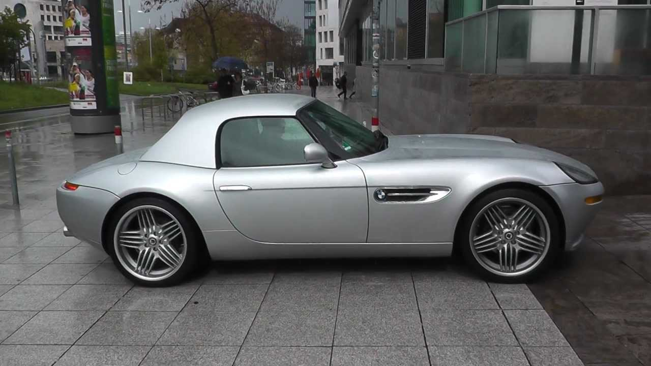 Alpina Bmw Z8 Details Revs Accleration 1080p Hd Youtube