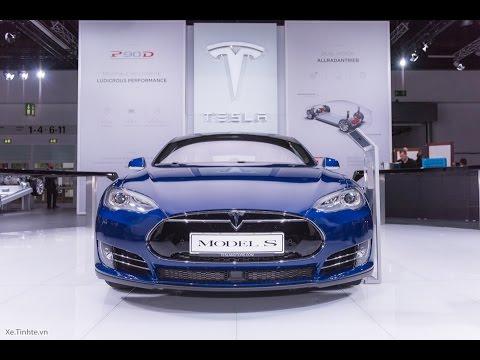 """Xe.Tinhte.vn - """"Trên tay"""" Tesla Model S P90D, sedan chạy điện công suất 762 mã lực"""