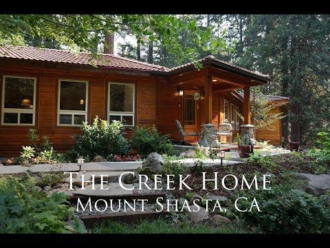 The Creek Home | 2101 Davis Pl. Mount Shasta CA