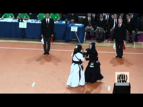 2012 WKC, Italy - Women Teams Final - match 1