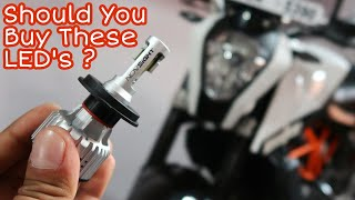 How To Properly Install A LED Headlight : Duke 125/200/390