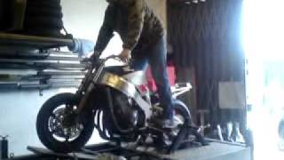first test wheelie machine west midlands