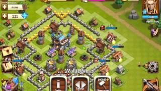 War of empires the mist - Best townhall 6 defensive base