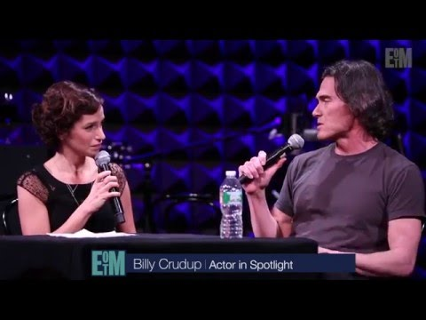 Controversy over Oscar front runner film Spotlight, Billy Crudup speaks out.