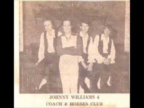 JOHNNY WILLIAMS AND THE JOKERS - DEAREST DARLING / LONG BLACK VEIL - PIC 1 # 105 - 2/65