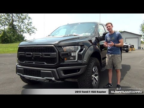 Review: 2017 Ford F-150 Raptor