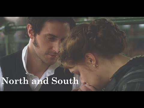 North And South - John Thornton & Margaret Hale