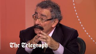 video: 'I will get hate mail now': Lord Robert Winston backs professor in trans row