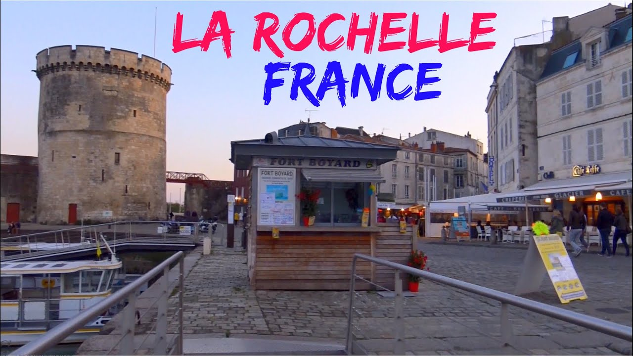 la rochelle cours des dames bateau vieux port charente maritime france youtube. Black Bedroom Furniture Sets. Home Design Ideas
