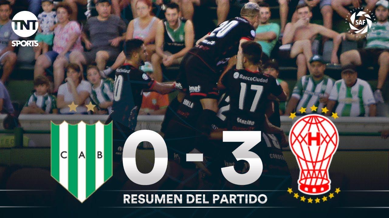 Resumen de Banfield vs Huracán (0-3) | Fecha 23 - Superliga Argentina 2019/2020