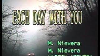 [26889] EACH DAY WITH YOU (Martin Nievera) ~ 금영 노래방/KumYoung 코러스 3000 Videoke/Karaoke