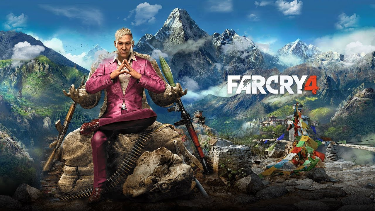 Far Cry 4 | Hard | The Himalayas Mines Stealth Non Lethal ...