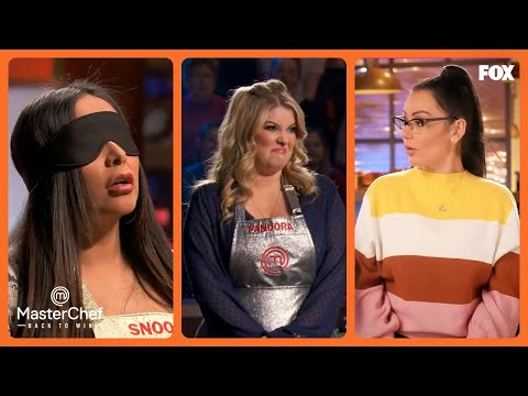 Lisa Vanderpump Vs. Snooki & JWoww   MASTERCHEF CELEBRITY FAMILY SHOWDOWN