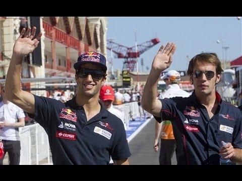 Unseen Rare Pics of Spain GP