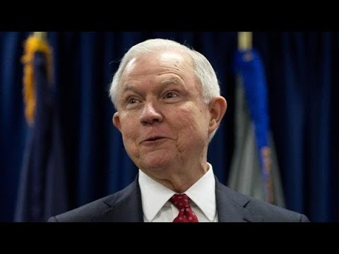 Sessions Vows To Press For Stronger Prosecution Of Street Crime | Los Angeles Times