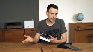 Stimming reviews Modal Electronics' SKULPT and CRAFT 2.0 Synth (Electronic Beats TV)