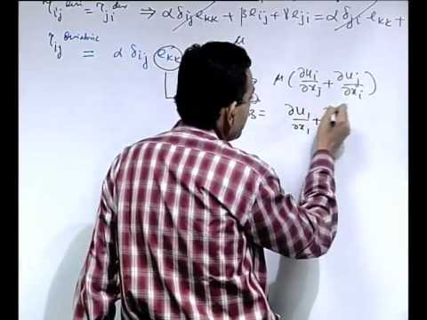 Mod01 Lec-03 Navier Stokes Equation (Contd.)