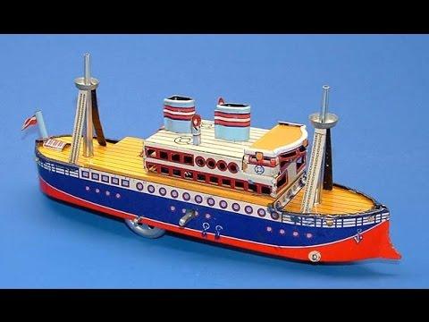 Bateaux jouets dessin anim pour les enfants youtube - Dessin de bateau facile ...