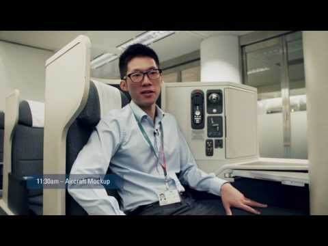 "Cathay Pacific ""A Day in The Life of an Engineer"""