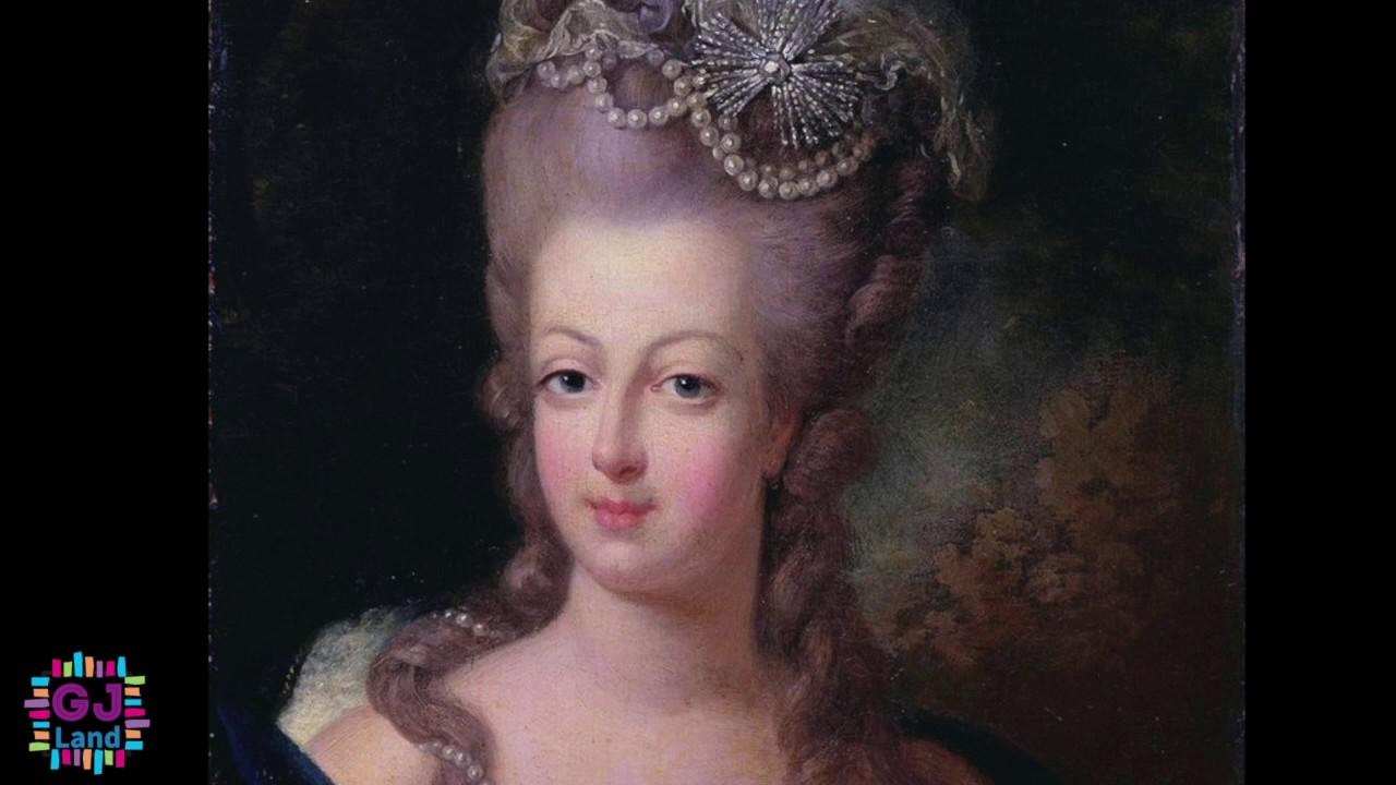 มารี อองตัวเน็ต โศกอนาฏกรรมแห่งการปฏิวัติฝรั่งเศส
